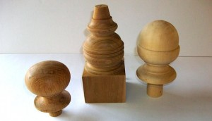 newel caps, turnings, wood turnings